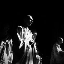 The Monks by Ahmad Zamroni