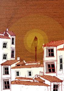 Wooden Village by Stefan Jache