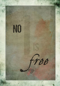 No one is free von Thibault Rouquet