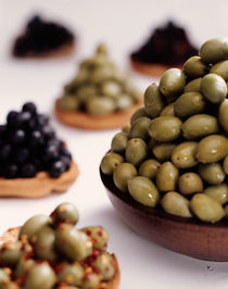 Olives by Marco Moroni