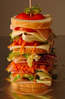 Tower Sandwich by Marco Moroni