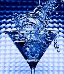 Blue Glass by Marco Moroni