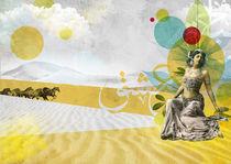 Sahara Romance by Mahmoud Fathy