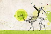 Falling Camel by Mahmoud Fathy