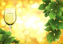 white wine by Miro Kovacevic