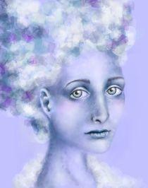 Blue Silence von Evgeniya Kuleshova