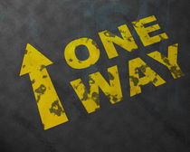 one way by Miro Kovacevic