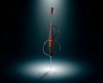 electric cello by Miro Kovacevic