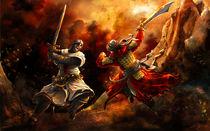Guerra Santa von Jesús De León
