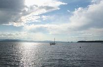 Champlain Lake von Virginie Lhomond