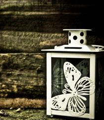 Vintage lantern von Leanne Starkie