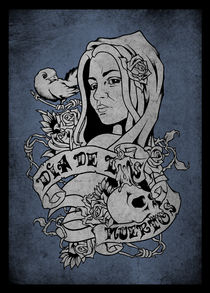Dia de los Muertos by Pedro Henriques