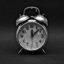 The Clock by Khashayar Toodehfallah