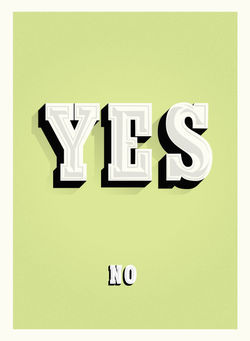 Yes-no
