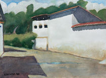 Antigua Plantation von Bryan Dechter