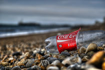 French Coke on Brighton Beach 2 von Joe Purches