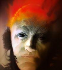 Firehead by Ljubomir Filipovic