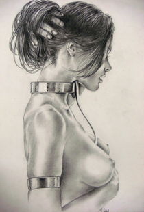 Beautiful-bondage-sketch-pencils-on-paper-jan-2008-16-x-12
