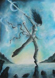 Blade Dancer by John Lanthier