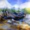Boats-watercolors-on-paper-dec-2009