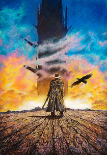 Childe Roland to the Dark Tower Came by John Lanthier