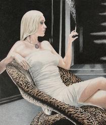Olivia Wilde von John Lanthier