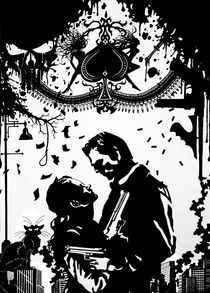Noir Nightmare by John Lanthier