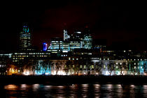 from the south bank by Loukas Dimitropoulos
