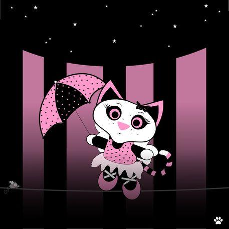 Kitten-bild-zirkus