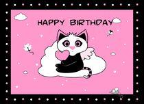 Alles Gute zum Geburtstag! von Beware of the Kitten...