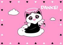 Kitten-danke-cake