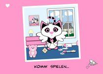 Kitten-komm-spielen
