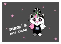Punk's not dead! by Beware of the Kitten...