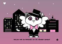 Um die Häuser ziehen by Beware of the Kitten...