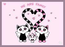 Kitten-we-are-family