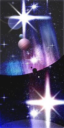Stars everywhere. von Bernd Vagt