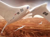 Marsflyer 1 von Milan Soukup
