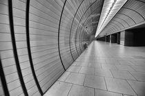 Marienplatz U-bahn station BW von Peter BABILOTTE