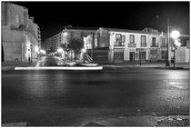 Strassenlichter der Nacht von captainsilva