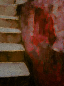 wall and stairs by Ricardo Anderson