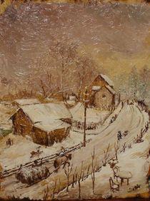 First snow / Erster Schnee von Apostolescu  Sorin
