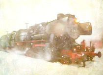 Weihnachtsexpress von Franziska Rullert