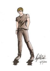 Kendall Schmidt by Elizabeth Budlong