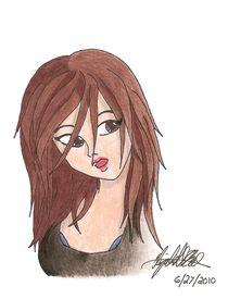 Nicole Anderson by Elizabeth Budlong
