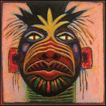 Medicine Mask I by Bryan Dechter