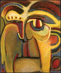 Medicine Mask II von Bryan Dechter