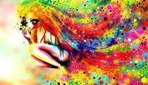 She is Rainbow von Daniela Diniz