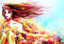 Wind by Daniela Diniz