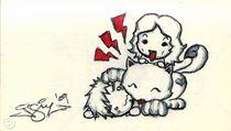 Cat Lover von John Siy