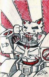 Cattaaaack!! by John Siy